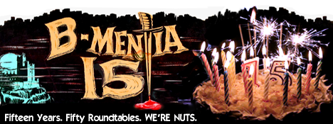 B-MENTIA 15: The B-Masters' 15th Anniversary Roundtable
