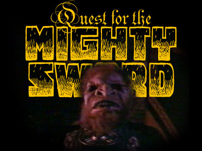 Ator Part 4: Quest for the Mighty Sword