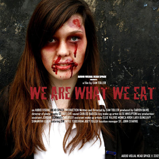 We Are What We Eat: A Zombie Film by Sam Toller